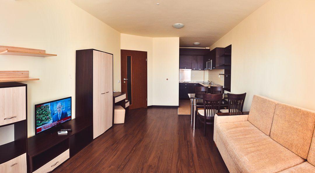 Апартамент една спалня